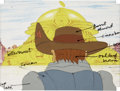 Animation Art:Production Drawing, Heavy Metal Taarna Animation Production Cel Original Art(Columbia, 1981)....