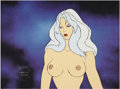 Animation Art:Production Drawing, Heavy Metal Taarna Limited Edition Cel Original Art(undated)....