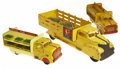 Antiques:Toys, Trio of Marx Coca-Cola Delivery Trucks.... (Total: 3 Items)