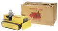 Antiques:Toys, Saunders Marvelous Mike Electromagnetic Tractor #1000 in theOriginal Box....