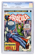 Bronze Age (1970-1979):Horror, Tomb of Dracula #19 (Marvel, 1974) CGC NM+ 9.6 Off-white to whitepages....