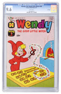 Bronze Age (1970-1979):Humor, Wendy, the Good Little Witch #68 File Copy (Harvey, 1971) CGC NM+9.6 White pages....
