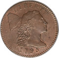 Large Cents, 1795 1C Lettered Edge MS65 Brown PCGS....