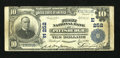 National Bank Notes:Pennsylvania, Pittsburgh, PA - $10 1902 Plain Back Fr. 632 The First NB Ch. # (E)252. ...