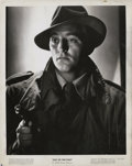 "Movie Posters:Film Noir, Robert Mitchum in ""Out of the Past"" by Ernest A. Bachrach (RKO,1947). Stills (2) (8"" X 10"").. ... (Total: 2 Items)"