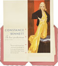 """Movie Posters:Miscellaneous, RKO Pathé Exhibitor Book (RKO, 1931-32). Exhibitor Book (Multiple Pages) (11"""" X 15"""").. ..."""