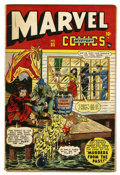 Marvel Mystery Comics #85 (Timely, 1948) Condition: FR