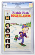 Bronze Age (1970-1979):Humor, Richie Rich Dollars and Cents #66 File Copy (Harvey, 1975) CGC NM+9.6 White pages....