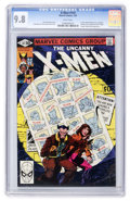 Modern Age (1980-Present):Superhero, X-Men #141 (Marvel, 1981) CGC NM/MT 9.8 White pages....
