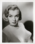 "Movie Posters:Drama, Marilyn Monroe in ""Home Town Story"" (MGM, 1951). Still (8"" X 10"").. ..."