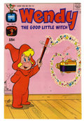 Bronze Age (1970-1979):Humor, Wendy, the Good Little Witch #65 (Harvey, 1971) Condition: NM-....