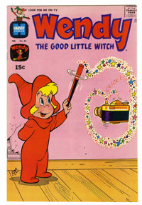 Wendy, the Good Little Witch #65 (Harvey, 1971) Condition: NM-