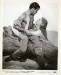 """Movie Posters:Drama, William Holden and Kim Novak in """"Picnic"""" (Columbia, 1956). Stills(6) (8"""" X 10"""").. ... (Total: 6 Items)"""