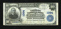 National Bank Notes:Maryland, Baltimore, MD - $10 1902 Plain Back Fr. 624 The Citizens NB Ch. #1384. ...