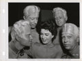 """Movie Posters:Science Fiction, Faith Domergue in """"This Island Earth"""" (Universal International,1955). Still (8"""" X 10"""").. ..."""