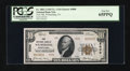 National Bank Notes:Pennsylvania, Wilmerding, PA - $10 1929 Ty. 2 First NB Ch. # 5000. ...