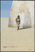 """Movie Posters:Science Fiction, Star Wars: Episode I - The Phantom Menace (20th Century Fox, 1999).One Sheet (26.75"""" X 39.75"""") DS Advance Style A. Science ..."""