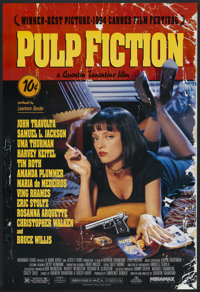 "Pulp Fiction (Miramax, 1994). One Sheet (27"" X 40""). Crime"