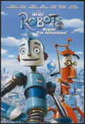 "Movie Posters:Animated, Robots (20th Century Fox, 2005). One Sheet (27"" X 40"") DS Style A. Animated.. ..."