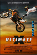 """Movie Posters:Documentary, Ultimate X: The Movie (Buena Vista, 2002). One Sheet (27"""" X 40"""") DS Advance. Sports Documentary.. ..."""