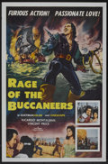 """Movie Posters:Adventure, Rage of the Buccaneers (Colorama, 1963). One Sheet (27"""" X 41"""").Adventure.. ..."""