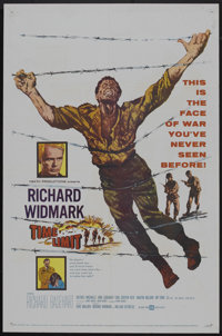 "Time Limit (United Artists, 1957). One Sheet (27"" X 41"") and Title Card adn Lobby Cards (3) (11"" X 14&quo..."