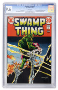 Bronze Age (1970-1979):Horror, Swamp Thing #3 (DC, 1973) CGC NM+ 9.6 White pages....