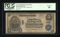 National Bank Notes:Kentucky, Lexington, KY - $5 1902 Plain Back Fr. 604 The First & City NBCh. # 906. ...