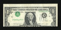 Error Notes:Inverted Third Printings, Fr. 1916-K $1 1988A Federal Reserve Note. Very Fine.. ...