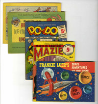 Promotional Comics Group (Various Publishers, 1955-85) Condition: Average FN/VF.... (Total: 32 Comic Books)
