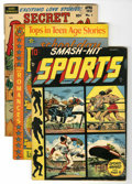 Golden Age (1938-1955):Miscellaneous, Miscellaneous Golden Age First Issues Group (Various Publishers, 1950s).... (Total: 15 Comic Books)