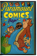 Silver Age (1956-1969):Humor, Baby Huey, the Baby Giant/Paramount Animated Bound Volumes (Harvey, 1952-67).... (Total: 3 Items)