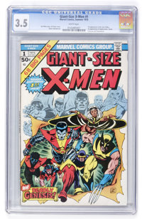 Giant-Size X-Men #1 (Marvel, 1975) CGC VG- 3.5 White pages
