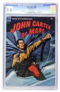 Golden Age (1938-1955):Miscellaneous, Four Color #488 John Carter of Mars (Dell, 1953) CGC VF/NM 9.0 Off-white pages....