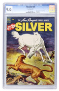 Golden Age (1938-1955):Western, Four Color #392 Hi-Yo Silver (Dell, 1952) CGC VF/NM 9.0 Off-white pages....