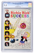 Bronze Age (1970-1979):Humor, Richie Rich Success Stories #34 File Copy (Harvey, 1970) CGC NM/MT9.8 White pages....