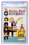 Bronze Age (1970-1979):Humor, Richie Rich Success Stories #36 File Copy (Harvey, 1971) CGC NM+ 9.6 Off-white to white pages....