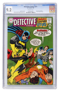 Detective Comics #371 (DC, 1968) CGC NM- 9.2 Off-white pages