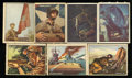 "Non-Sport Cards:General, 1950 Topps ""Freedom's War"" Near Set (179/203)...."