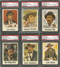 "Non-Sport Cards:General, 1966 Leaf ""Good Guys and Bad Guys"" Complete Set (72)...."