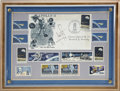 Autographs:Celebrities, Neil Armstrong Apollo 11 Moon Landing Cover Signed. ...