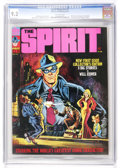 Magazines:Superhero, The Spirit #1 (Warren, 1974) CGC NM- 9.2 Off-white pages....