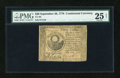 Colonial Notes:Continental Congress Issues, Continental Currency September 26, 1778 $30 PMG Net Very Fine25....