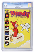 Bronze Age (1970-1979):Humor, Wendy, the Good Little Witch #70 File Copy (Harvey, 1971) CGC NM/MT9.8 Off-white to white pages....