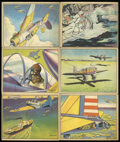 "Non-Sport Cards:General, 1941 Gum Inc. ""Uncle Sam"" Complete Low-Series (96). ..."