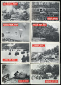 "Non-Sport Cards:General, 1965 Philadelphia Gum ""War Bulletin"" Complete Set (88). ..."
