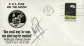 Autographs:Celebrities, Neil Armstrong Moon Landing Cover Signed....