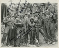 Autographs:Celebrities, NASA Groups Four and Five Astronauts Field Training PhotoSigned....