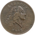 Large Cents, 1793 Chain 1C AMERICA VF30 PCGS....