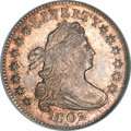 Early Dimes, 1802 10C MS61 PCGS....